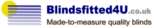 BlindsFitted4u Logo