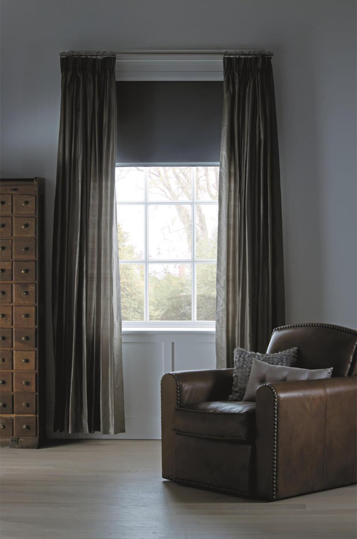 Black Out Blinds : Blackout roller blinds blindsfitted u