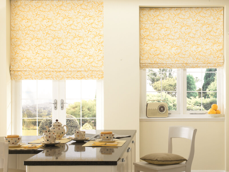 Roman Blinds Made To Measure Surrey