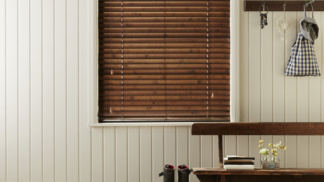 Wooden Blinds Fitted In Surrey And South London